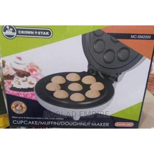 Crownstar Cupcake, Muffins and Doughnuts Making Machine   Kitchen Appliances for sale in Lagos State, Lagos Island (Eko)