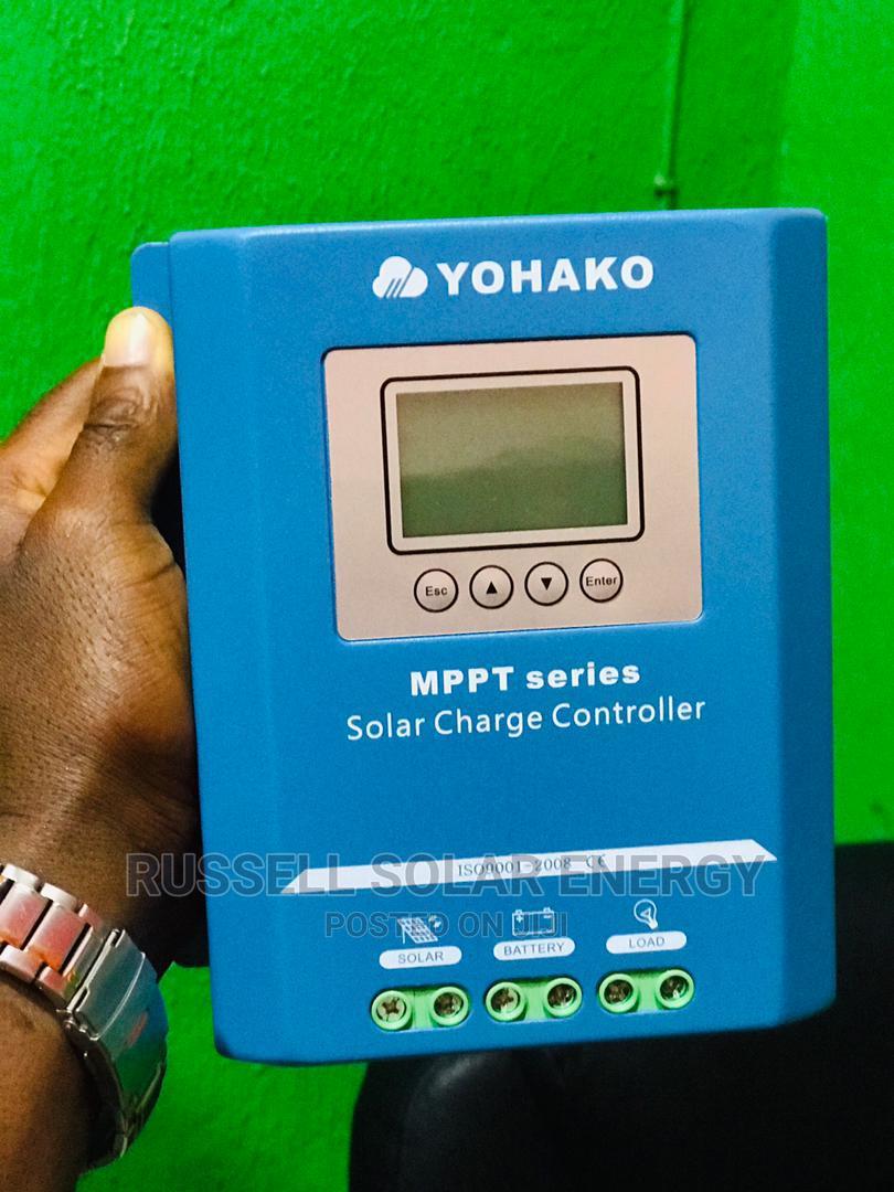 60amps 12-48v Mppt Yohako Solar Charge Controller