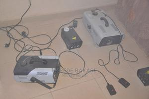 Fog Machine/Stage Light for Rent | Stage Lighting & Effects for sale in Lagos State, Ikorodu