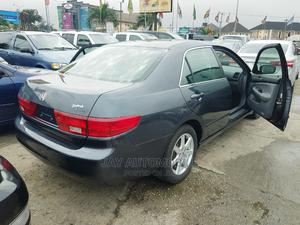 Honda Accord 2005 Gray | Cars for sale in Rivers State, Port-Harcourt