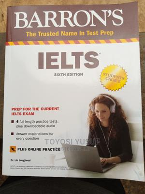 Ielts Barron's   Books & Games for sale in Oyo State, Ibadan