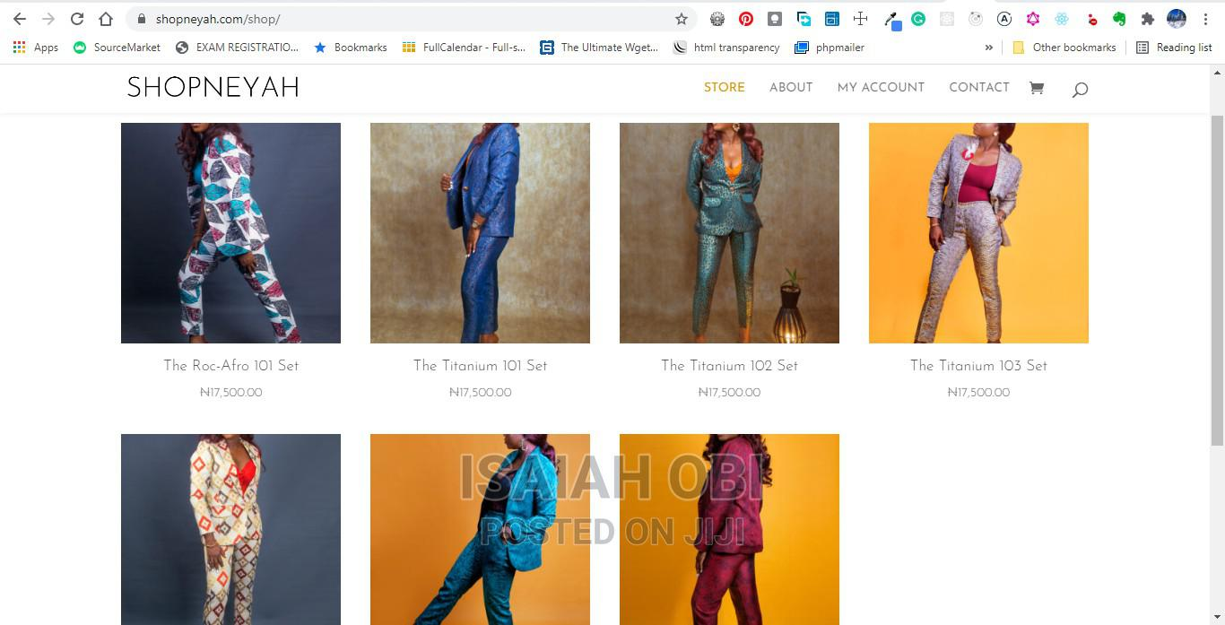 Ecommerce Website | Computer & IT Services for sale in Ikeja, Lagos State, Nigeria