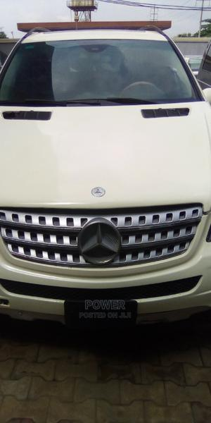 Mercedes-Benz M Class 2006 White | Cars for sale in Lagos State, Ikorodu