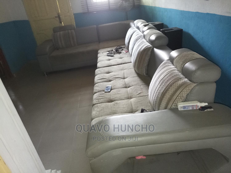 Full Set L-Chair.