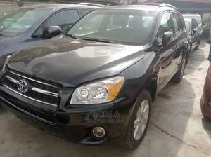 Toyota RAV4 2009 Sport 4x4 Black | Cars for sale in Lagos State, Ikeja