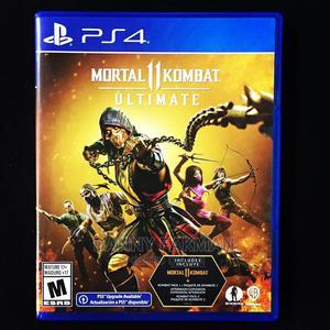 Mortal Kombat 11 Ultimate Ps4 | Video Games for sale in Lagos State, Ojo