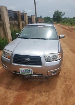 Subaru Tribeca 2008 3.6 Silver | Cars for sale in Edo State, Benin City