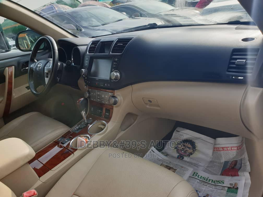 Toyota Highlander 2012 Limited Green | Cars for sale in Apapa, Lagos State, Nigeria
