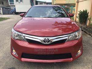 Toyota Camry 2012 Red | Cars for sale in Lagos State, Yaba