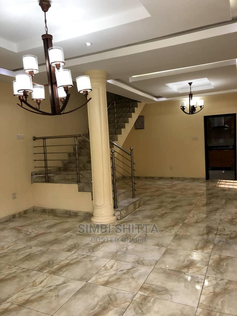5 Bedroom Semi Detached Duplex With Boys Quarter
