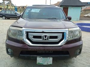 Honda Pilot 2011 Red | Cars for sale in Lagos State, Abule Egba