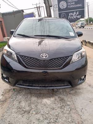 Toyota Sienna 2011 XLE 7 Passenger Black   Cars for sale in Lagos State, Ikeja