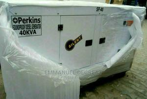 40kva Perkins Soundproof Diesel Generator | Electrical Equipment for sale in Lagos State, Maryland