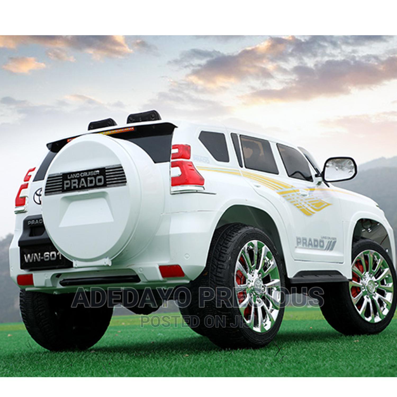 Prado, Electric Toy Car, Kids Toy Car, Ride on Car | Toys for sale in Ibadan, Oyo State, Nigeria