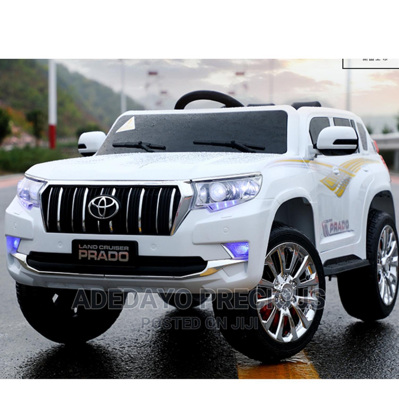 Prado, Electric Toy Car, Kids Toy Car, Ride on Car