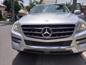 Mercedes-Benz M Class 2013 ML 350 4x2 Silver | Cars for sale in Abuja (FCT) State, Central Business District