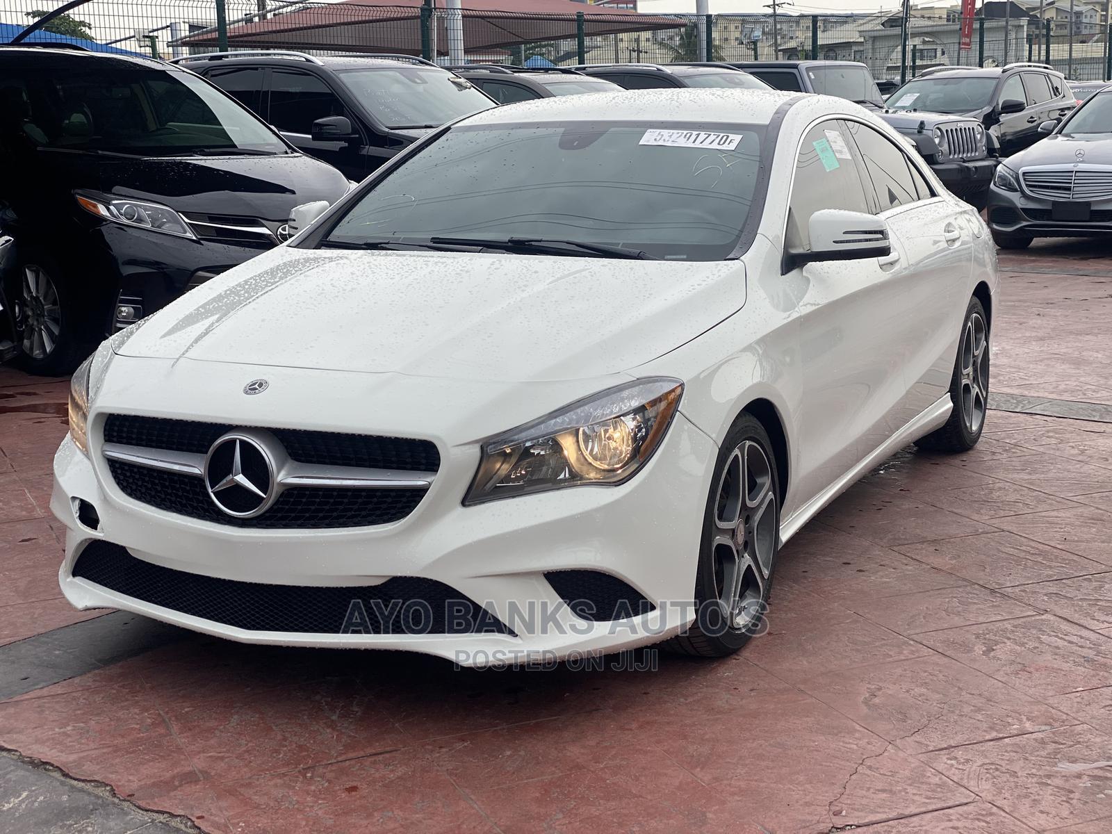 Mercedes-Benz CLA-Class 2014 White | Cars for sale in Lekki, Lagos State, Nigeria