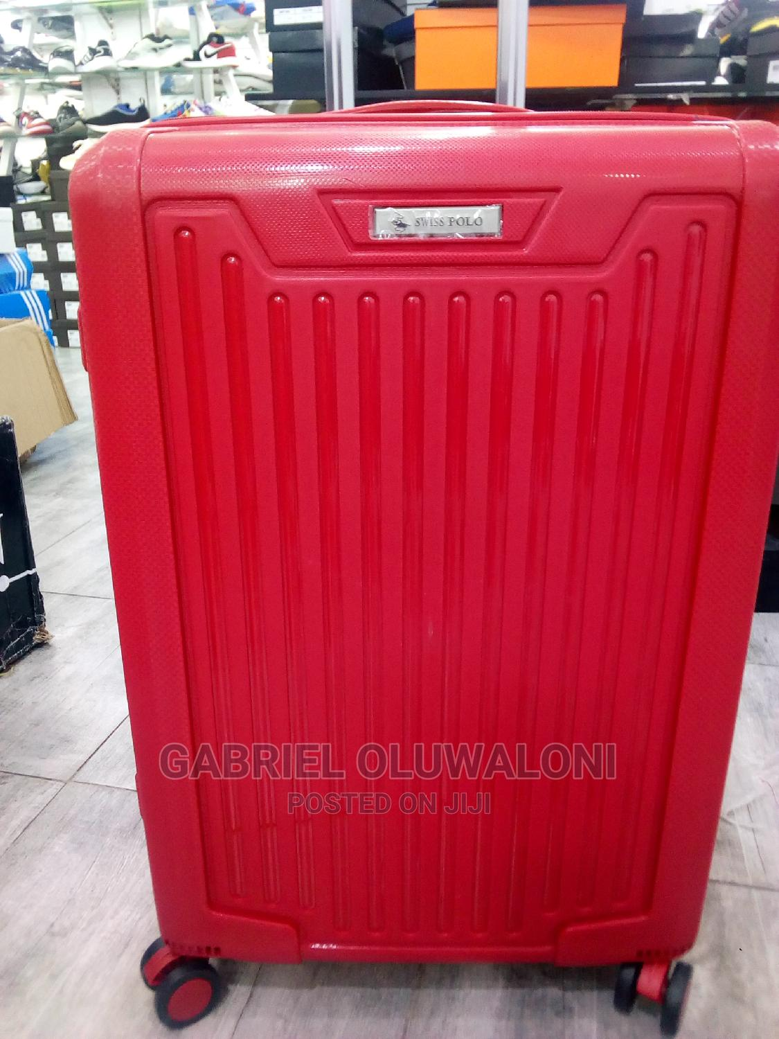 Swiss Polo Suitcase Size 1