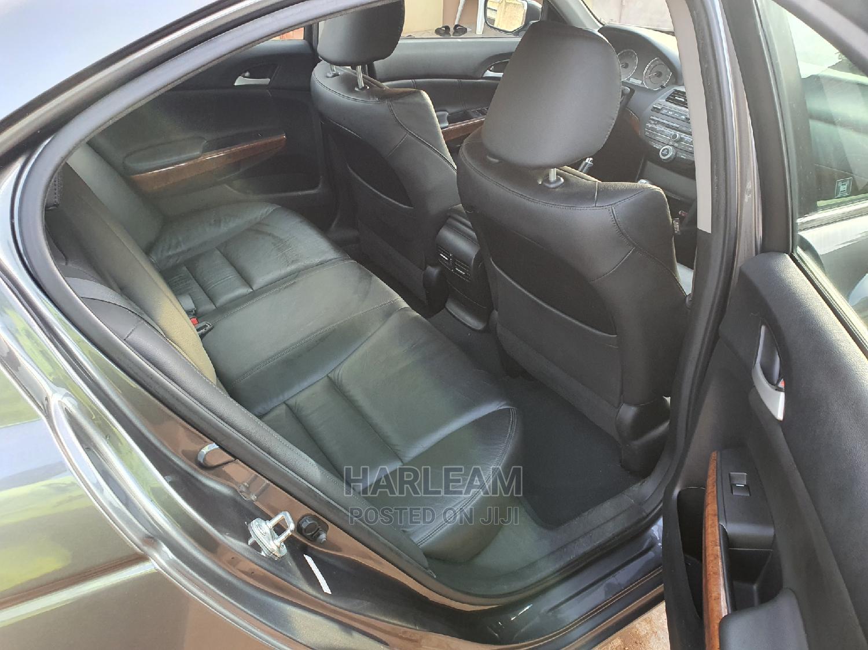 Honda Accord 2012 2.0 Sedan Automatic Gray | Cars for sale in Ibadan, Oyo State, Nigeria