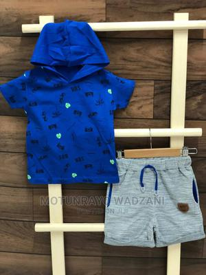 Hooded Tees and Shorts   Children's Clothing for sale in Abuja (FCT) State, Gwarinpa