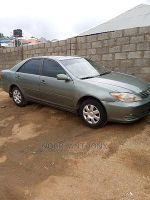 Toyota Camry 2004 Green | Cars for sale in Abuja (FCT) State, Jahi