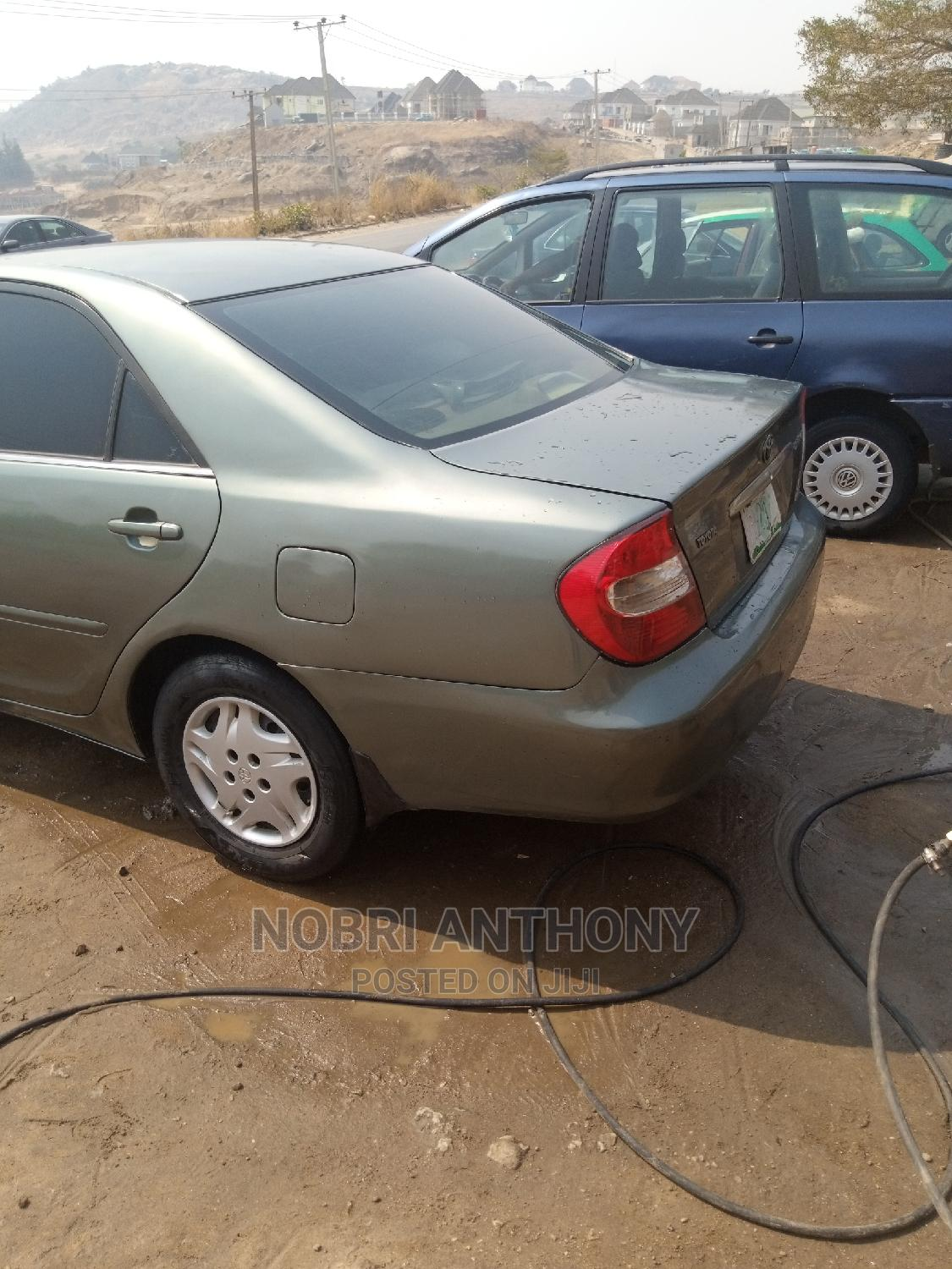 Toyota Camry 2004 Green   Cars for sale in Jahi, Abuja (FCT) State, Nigeria