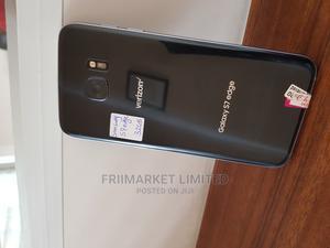 Samsung Galaxy S7 edge 32 GB Black | Mobile Phones for sale in Edo State, Okada