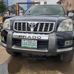 Toyota Land Cruiser Prado 2007 Black   Cars for sale in Lagos State, Ifako-Ijaiye