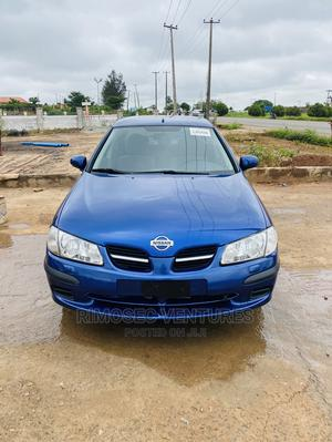 Nissan Almera 2002 Blue | Cars for sale in Ondo State, Akure