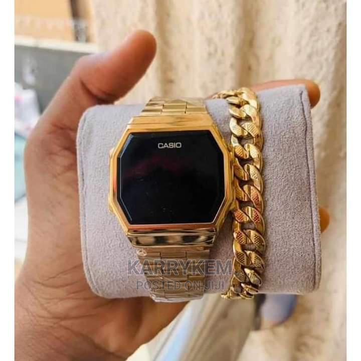 Casio Steel Watch | Watches for sale in Ibadan, Oyo State, Nigeria