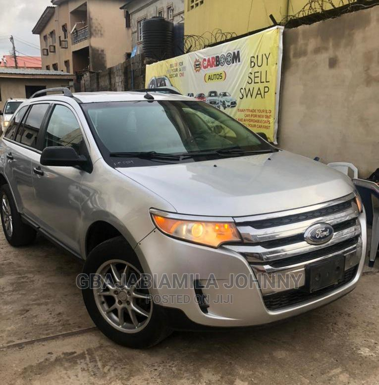 Ford Edge 2012 Silver | Cars for sale in Ikeja, Lagos State, Nigeria