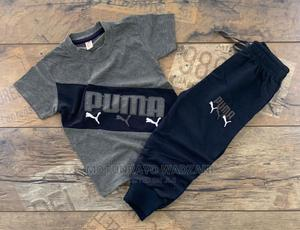 Puma Branded Tees and Joggers | Children's Clothing for sale in Abuja (FCT) State, Gwarinpa