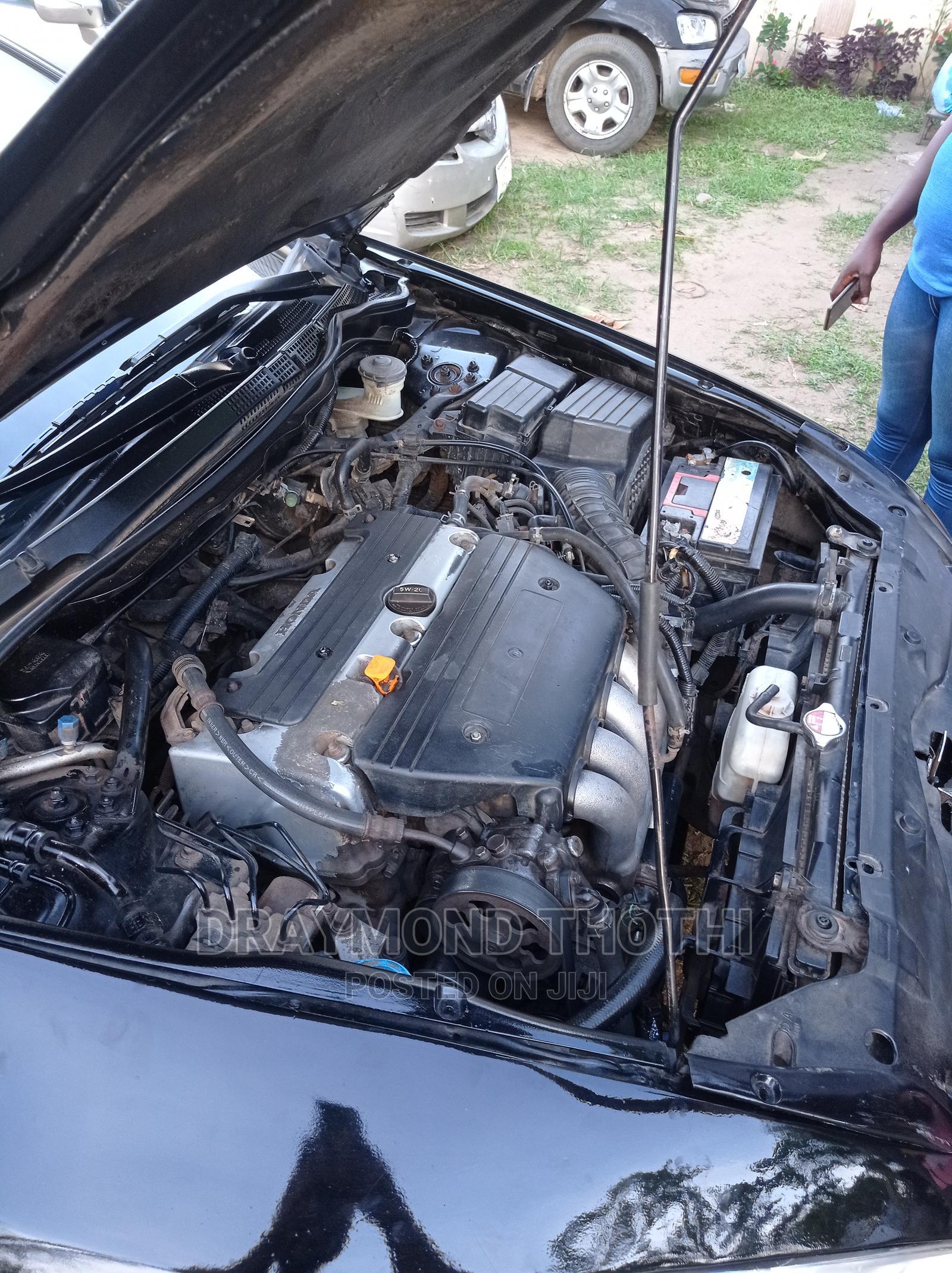 Archive: Honda Accord 2003 Black