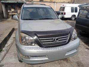 Lexus GX 2005 470 Sport Utility Gray   Cars for sale in Lagos State, Ojodu