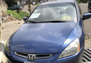 Honda Accord 2005 Blue | Cars for sale in Lagos State, Magodo