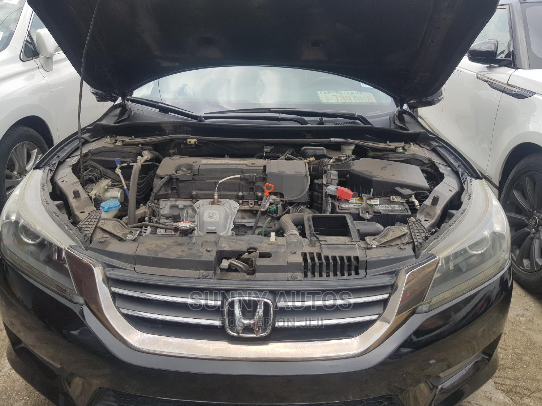 Honda Accord 2017 Black   Cars for sale in Ikeja, Lagos State, Nigeria