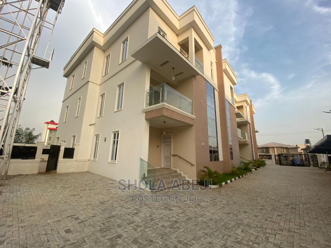 4 Units of 4 Bedroom Terrace Duplex for Sale at Mabushi
