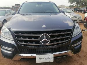 Mercedes-Benz M Class 2012 ML 350 4Matic Gray | Cars for sale in Abuja (FCT) State, Central Business Dis