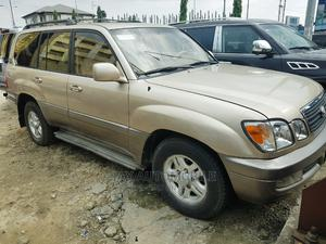 Lexus LX 2003 Gold | Cars for sale in Rivers State, Port-Harcourt