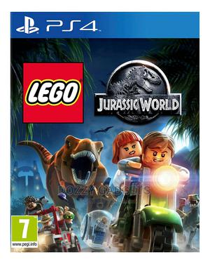 Ps4 Lego Jurassic World | Video Games for sale in Lagos State, Ikeja