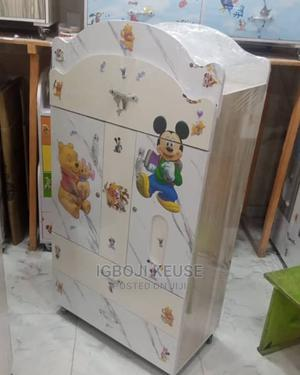 Four Doors Baby Wardrop   Children's Furniture for sale in Lagos State, Lagos Island (Eko)