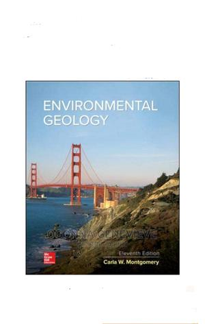 ENVIRONMENTAL GEOLOGY by Montgomery 11 Edition | Books & Games for sale in Lagos State, Yaba