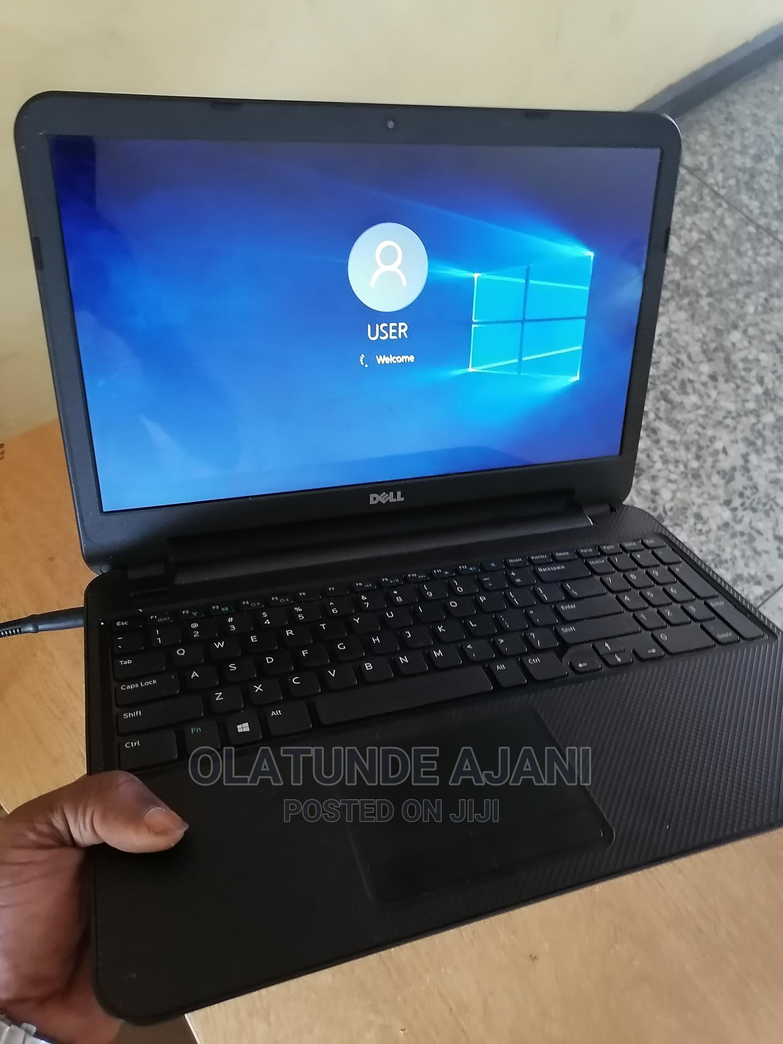 Archive: Laptop Dell Inspiron 15 3543 2GB Intel Celeron HDD 500GB
