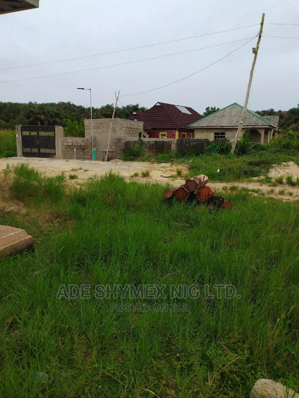Plot of Land for Sale at Magbon via Agbara