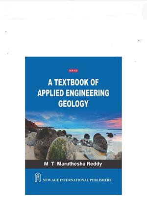 A Textbook of Applied Engineering Geology   Books & Games for sale in Lagos State, Yaba