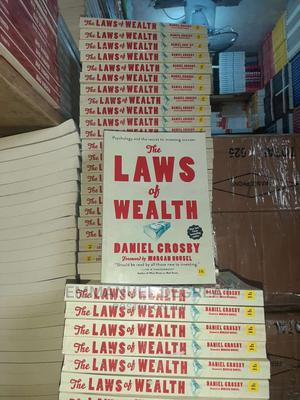 The Laws Of Wealth   Books & Games for sale in Lagos State, Orile