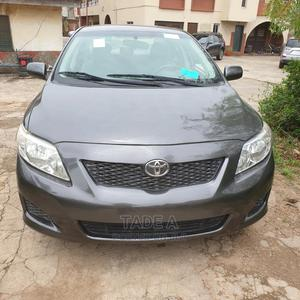 Toyota Corolla 2009 1.8 Advanced Gray | Cars for sale in Lagos State, Ikeja