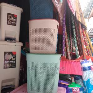 3pcs Laundry/Storage Box/Basket   Home Accessories for sale in Lagos State, Ogba