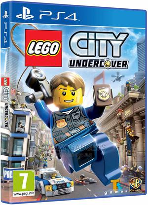 Ps4 Lego City Undercover | Video Games for sale in Lagos State, Ikeja
