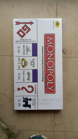 Monopoly Game   Books & Games for sale in Lagos State, Lekki